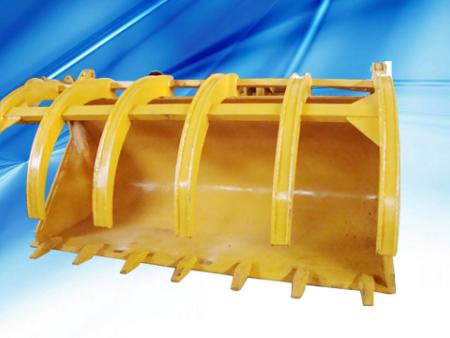 轮式抓木机多少钱-潍坊市物超所值的抓草机批售