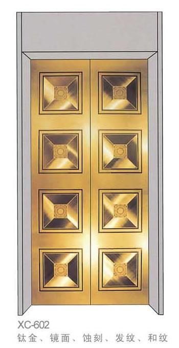 无锡专业的电梯装饰装潢-江阴观光梯