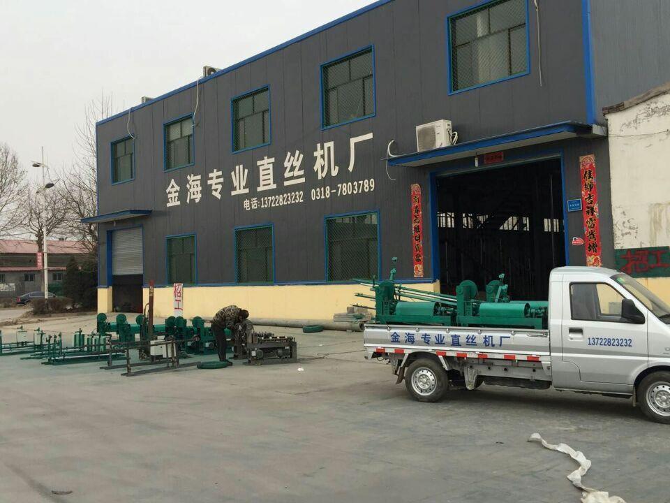 河南扁丝直丝机价格_加工【金海】安平生产厂家