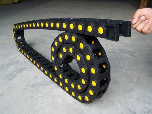 专业生产机床拖链坦克链质量好价格优