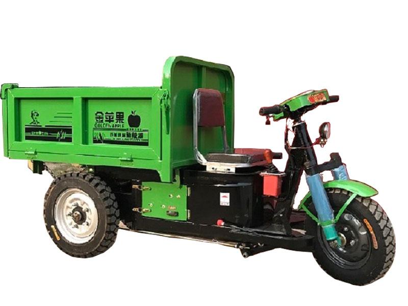 许昌专业的金苹果电动三轮车哪里买 工程三轮车厂家