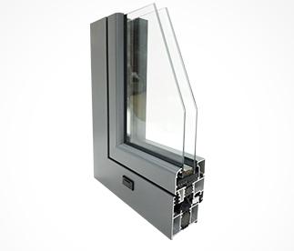 系统门窗加盟商|大量供应新品X70系统窗