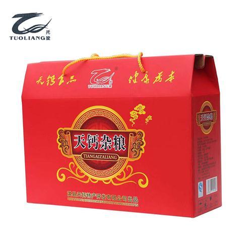 郑州哪里有供应精装杂粮礼盒-杂粮礼盒