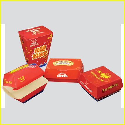 各类烟台食品盒 买可信赖的烟台食品盒,就到天虹彩印