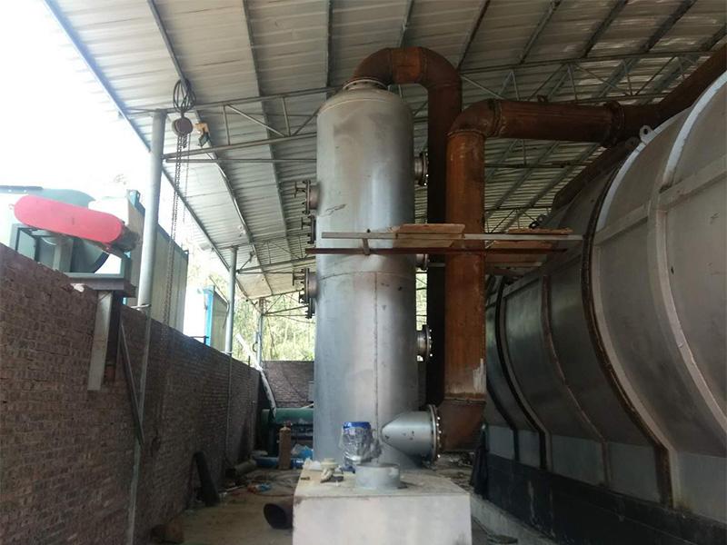受欢迎的生活垃圾炼油设备推荐_生活垃圾环保处理设备