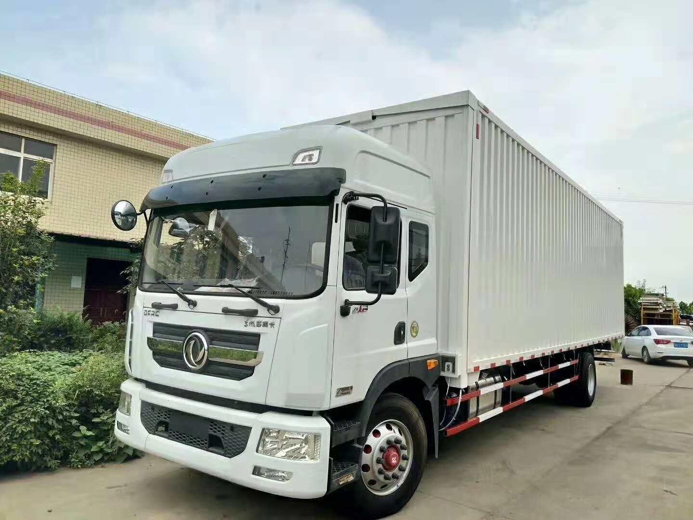 专业的翼展厢式货车_江南宏宇汽车提供质量硬的翼开启厢式车图片