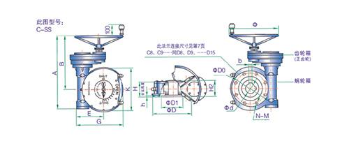 电动阀门供应-大量供应耐用的电动阀门