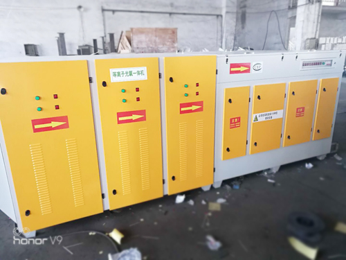 河南光氧催化器厂家-大量供应口碑好的UV光氧设备