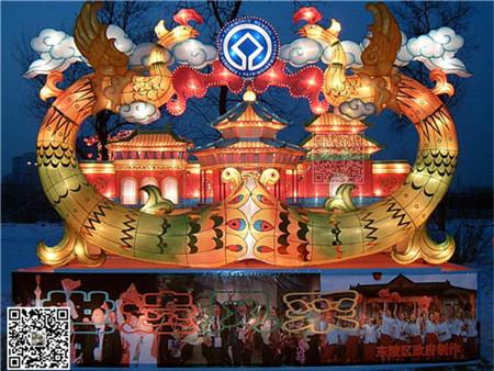 牡丹江彩灯高手|买性价比高的花灯,就选辽宁民俗学会花灯文化公会
