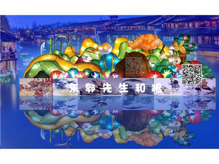 大型花灯-辽宁民俗学会花灯文化公会提供划算的花灯