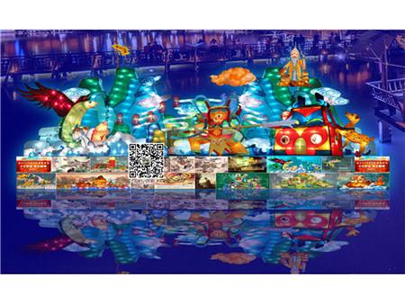 葫芦岛民俗彩灯|辽宁民俗学会花灯文化公会优惠的花灯_你的理想选择