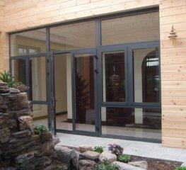 断桥铝门窗多少钱一平-出售岳阳超值的断桥铝门窗