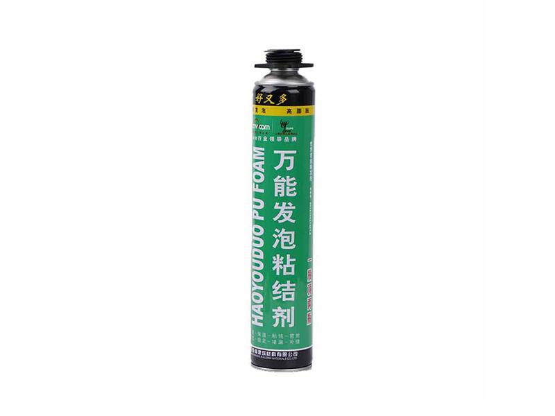 烟台聚氨酯防火发泡剂哪家好_价格适中的好又多发泡胶推荐