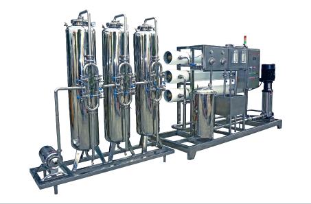 纯化水设备_反渗透设备_超滤设备