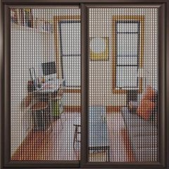 金剛網一體門窗價格-湖南價位合理的金鋼紗一體門窗供應