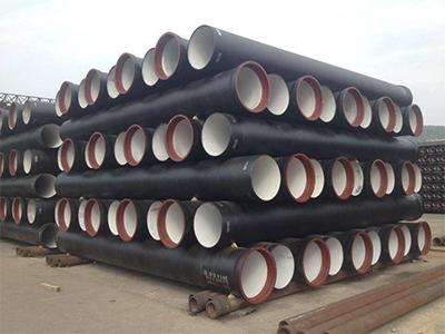 球墨铸铁管生产厂-河南球墨铸铁管价格行情