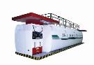 加油裝置多少錢 內蒙古易尚商貿提供專業的10m3單平臺箱式阻隔防爆撬裝式加油裝置