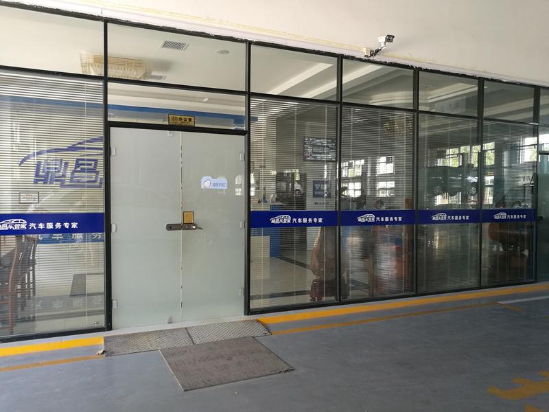 青岛地区质量好的玻璃隔断型材_信誉好的青岛玻璃隔断型材批发