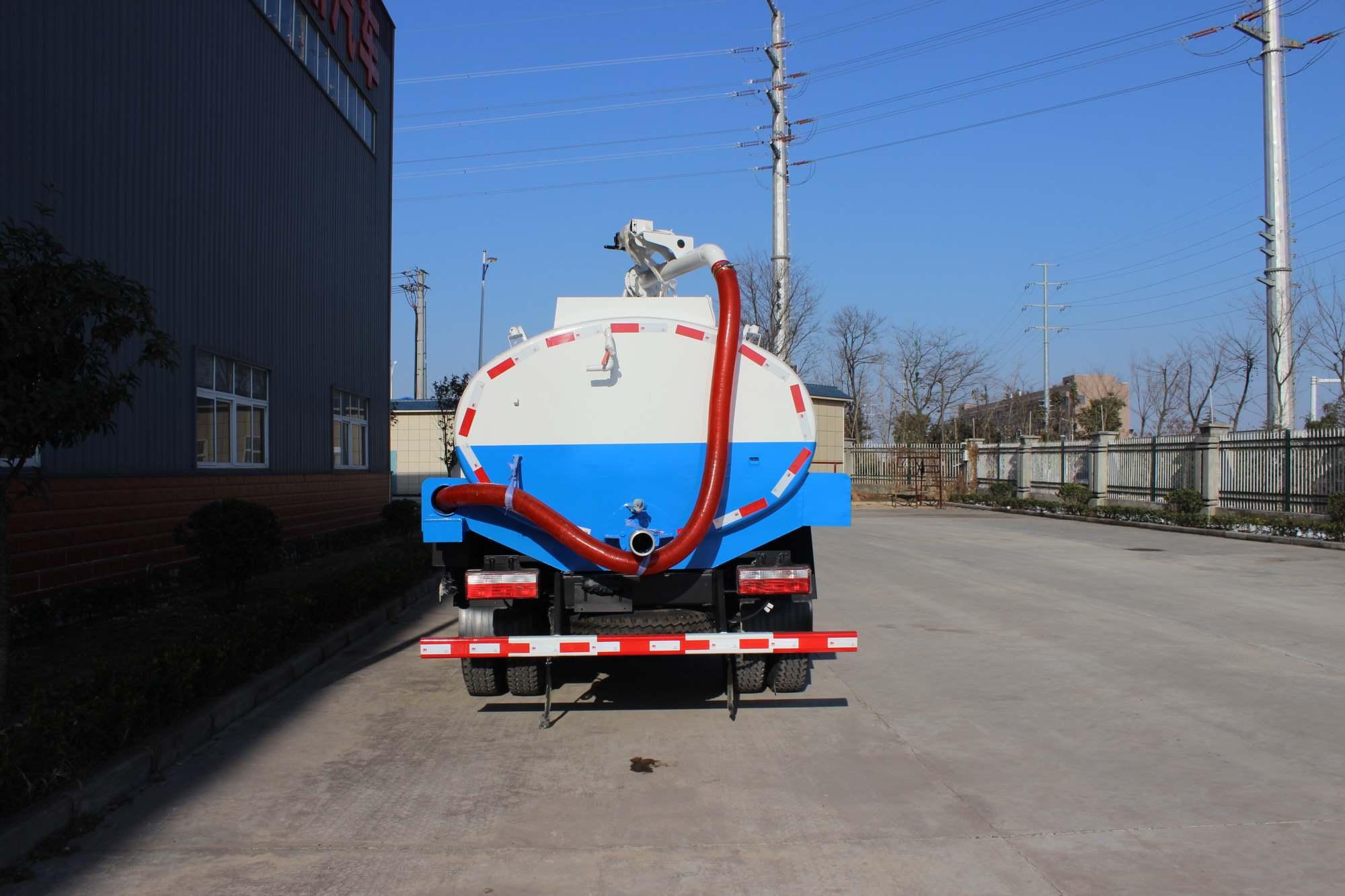 好用的东风4吨吸粪车|高质量东风4吨吸粪车在哪有卖