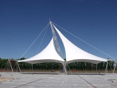 供应膜结构-安装膜结构优选宏阳装饰工程