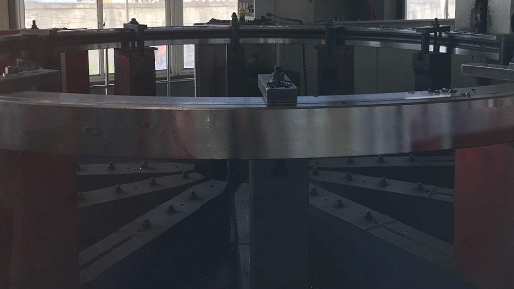 口碑好的徐工12吨起重机回转支承 翰固回转支承徐工起重机回转支承厂家供应