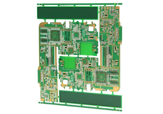 实惠的4层高密度沉金PCB电路板超峰电子公司供应-直销电路板