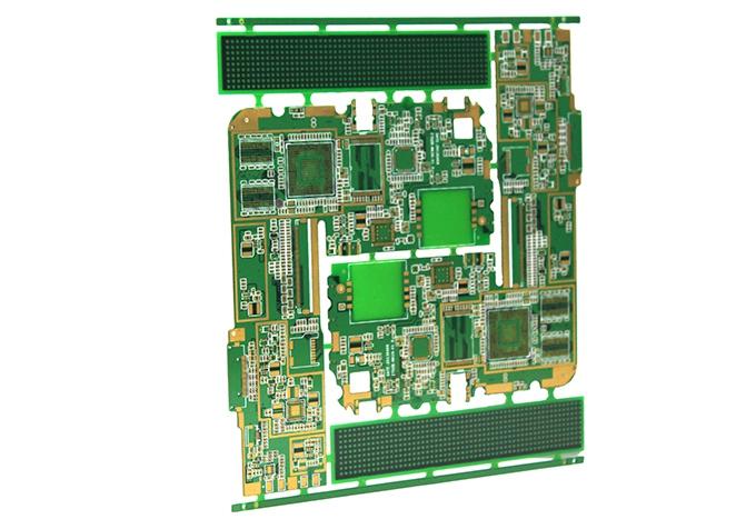 可靠的4层高密度沉金PCB电路板多少钱 畅销电路板