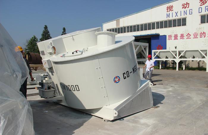 安阳高效强力混合机工作效率