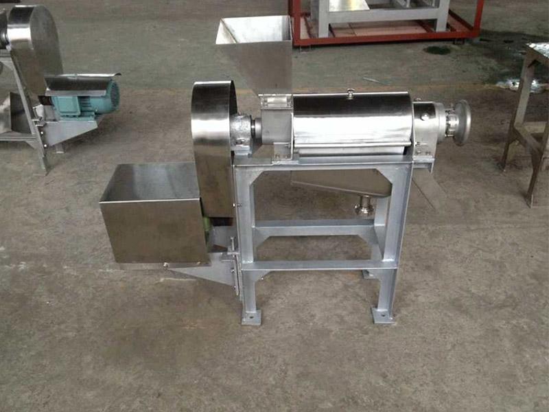 螺旋榨汁机厂家-泰州划算的JRLZ-0.5螺旋榨汁机供销