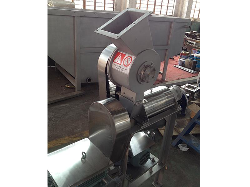 破碎榨汁机厂家-推荐泰州合格的破碎榨汁机组