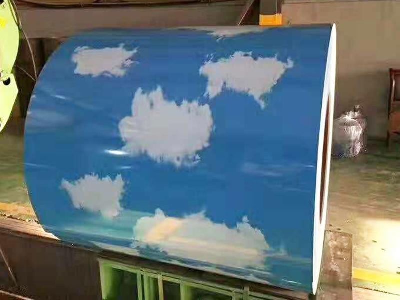滨州哪里有卖价位合理的铝镁锰彩涂板 湖北铝镁锰彩涂板制造商