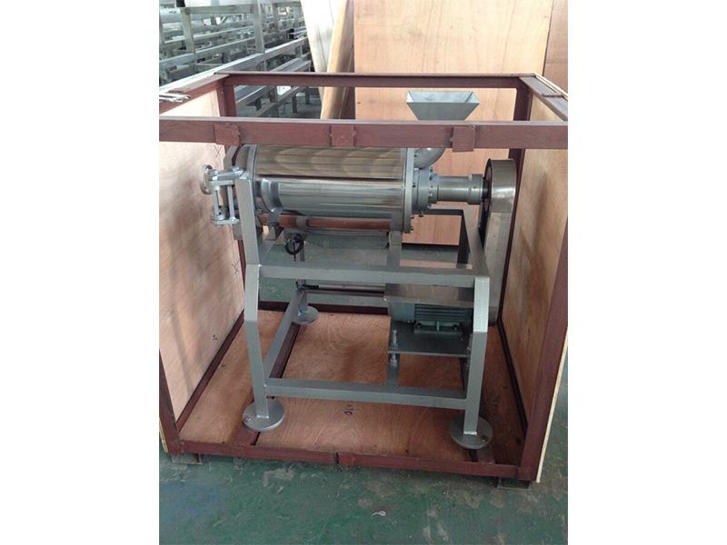 单道打浆机厂家_锦如机械设备制造质量良好的JRDJ1-0.12单道打浆机出售
