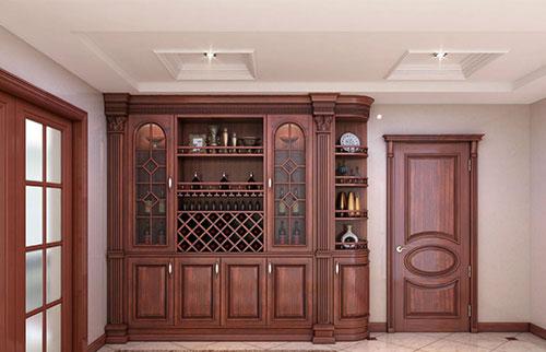 供应成都艾芭玛质量好的酒柜_创意酒柜
