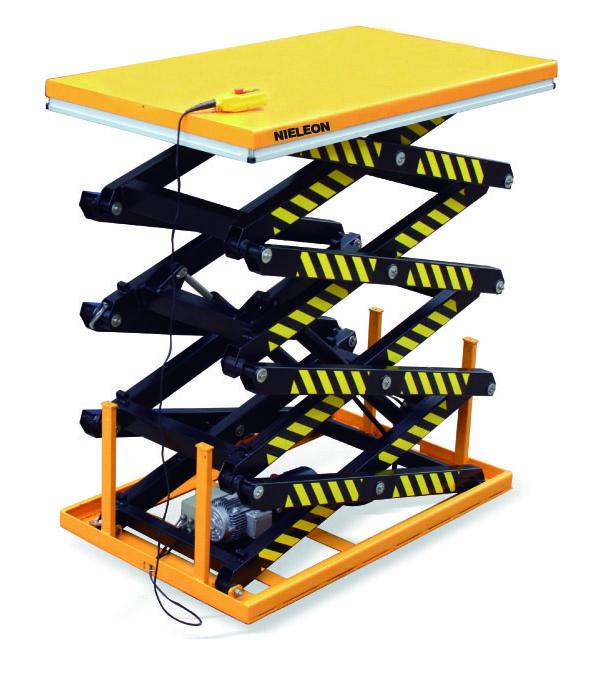 四剪电动升降平台