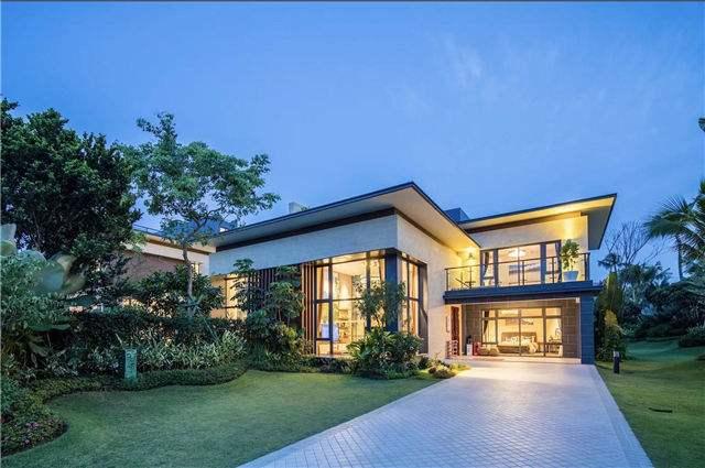 碧桂园马来西亚森林城市别墅
