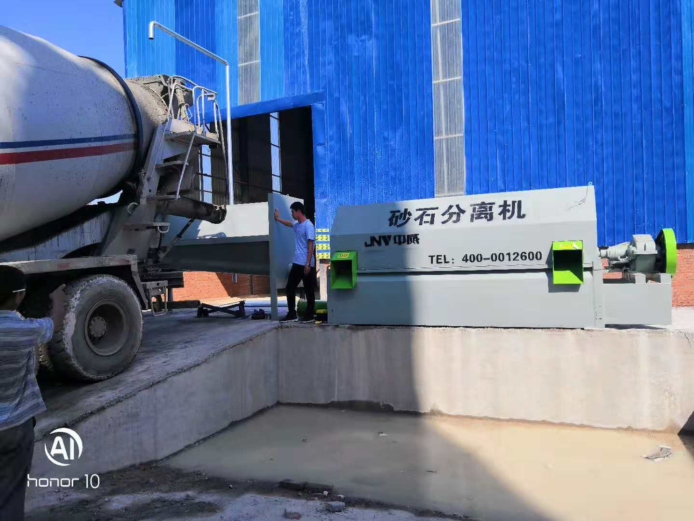 广东混凝土砂石分离机-新款混凝土砂石分离机在哪可以买到