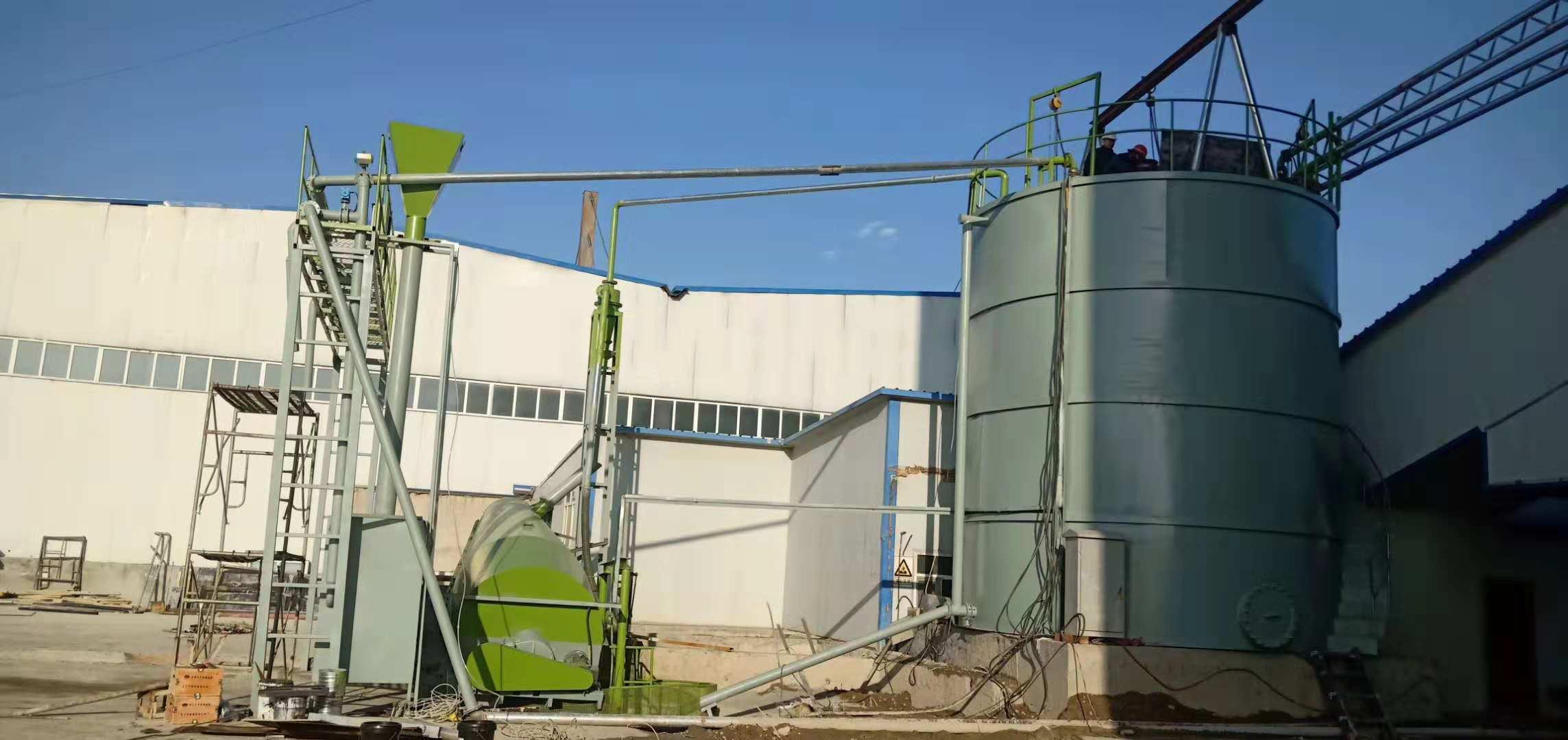 搅拌站浆水回收利用设备