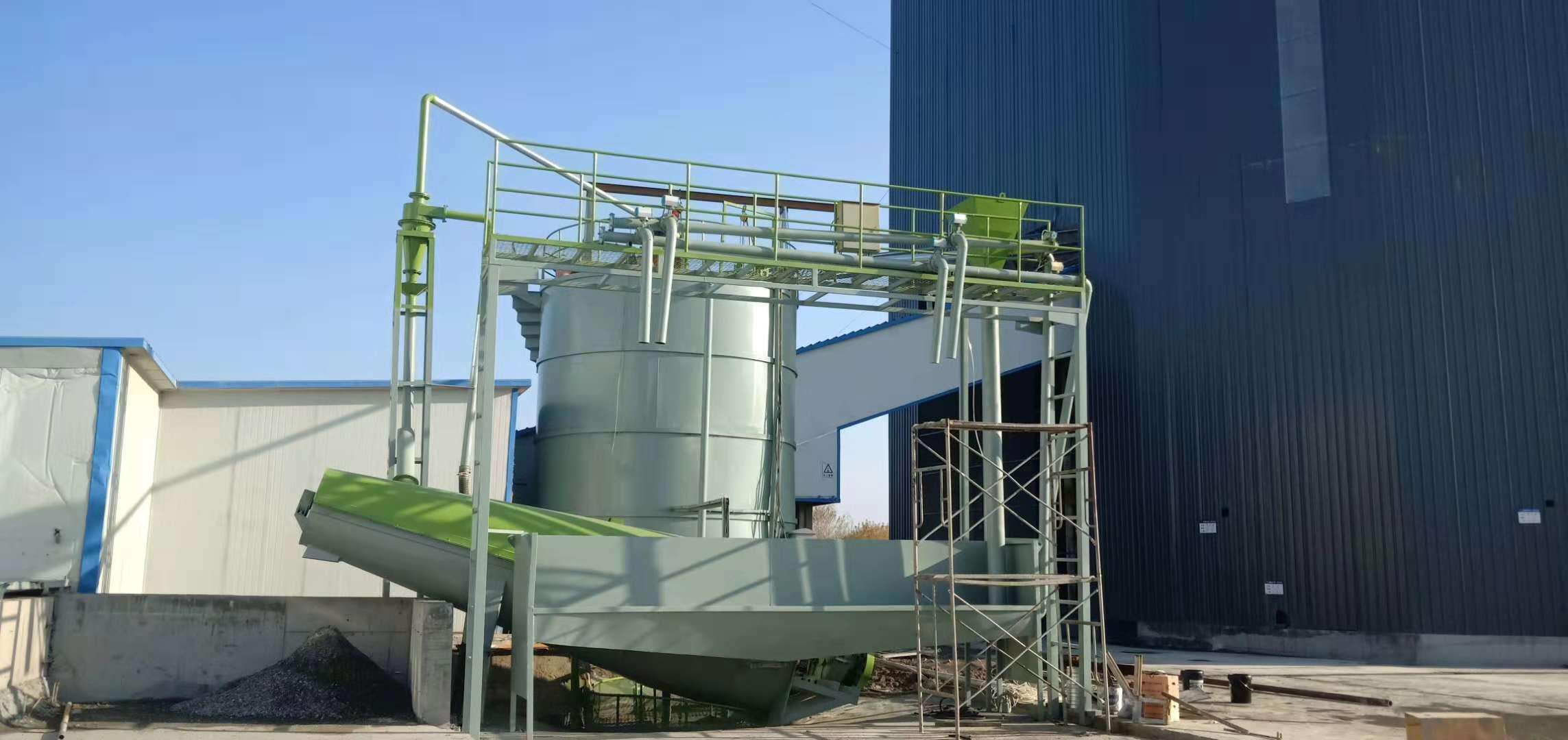 四川搅拌站污水回收设备_选购耐用的搅拌站浆水回收利用设备就选中威环保科技