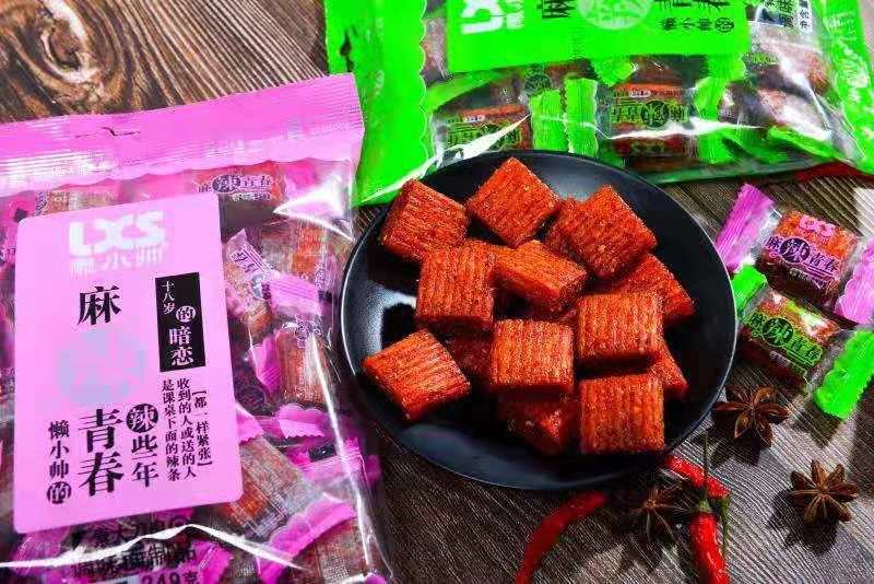 遼寧辣條廠家-專業的辣條廠家在鄭州