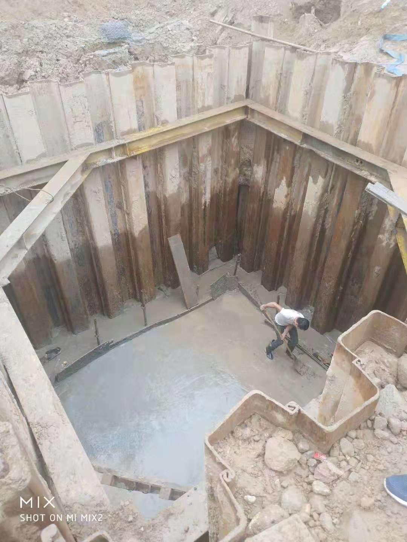 大量供应质量好的宁夏钢板桩-海南钢板桩施工