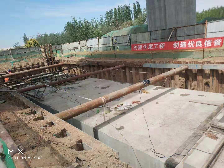 宁夏钢板桩批发-宁夏荣盛达工程专业的宁夏钢板桩出售