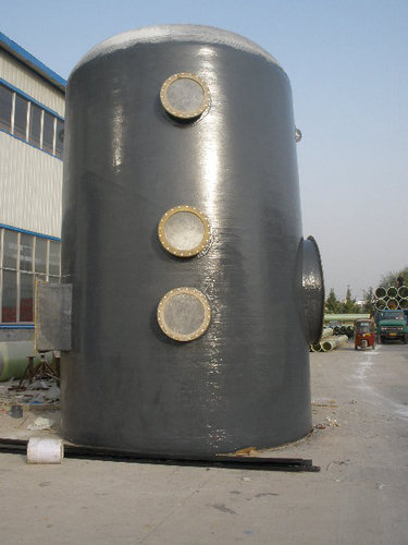 玻璃钢储罐厂家-沈阳同创玻璃钢公司玻璃钢储罐信息