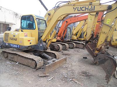 二手玉柴35-7挖掘机|报价|价格|出售|转让|买卖