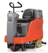 德国哈高b75R驾驶式洗地机,山东省经销商