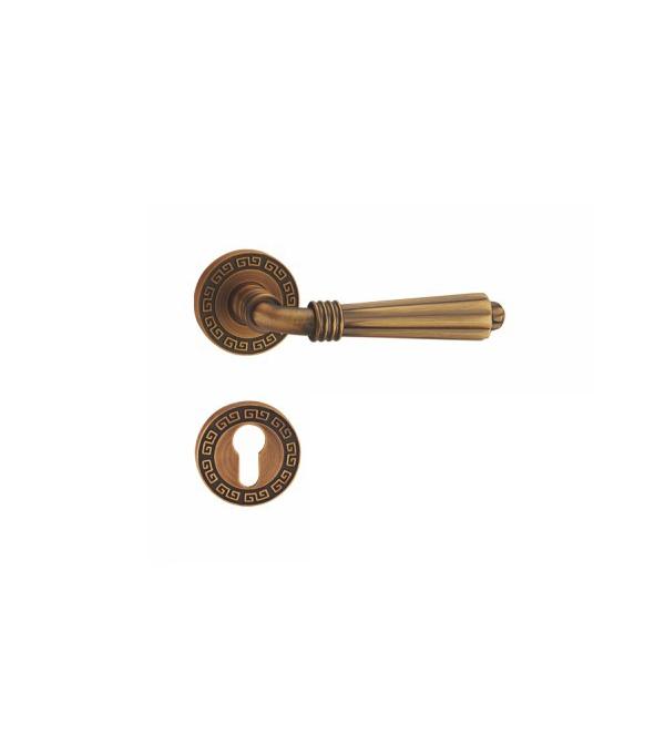 豪宝五金锌合金门锁品牌-广东物超所值的豪宝五金克雷迪锌合金锁