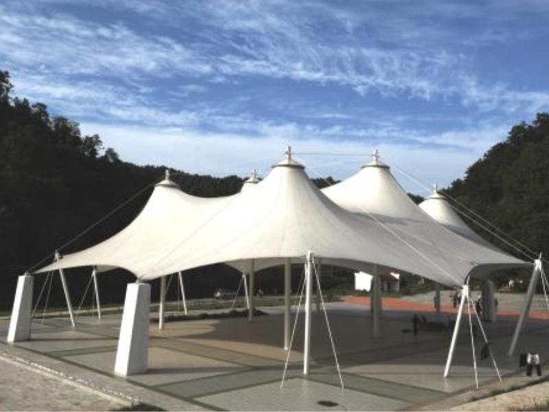 河南商丘膜结构制造专家-镇江膜结构安装