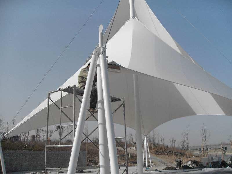 河南商丘膜结构制造专家-盐城膜结构安装多少钱