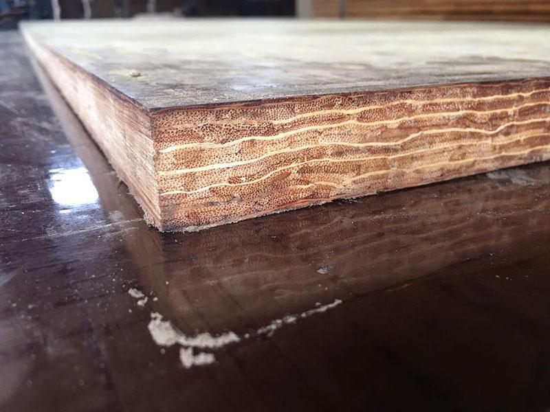 声誉好的集装箱胶合板供应商当属鸿运木业,集装箱竹胶板价格