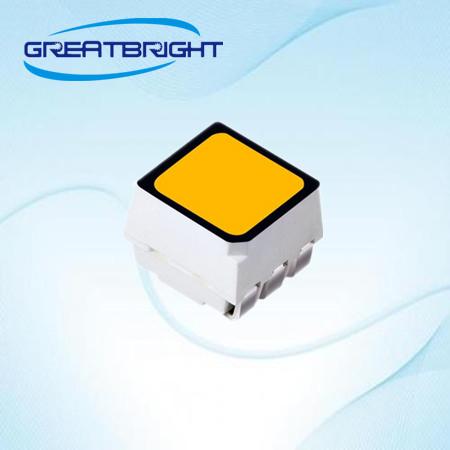 3535高杯金黄光LED灯珠户外亮化照明贴片