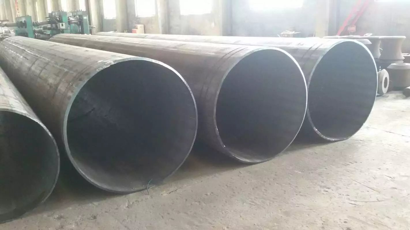 Q345R直缝焊管应用范围及直缝焊管规格表